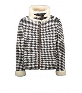 B.Nosy Pied Du Poule Coat