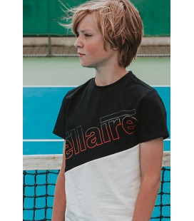 Bellaire Kusy shortsleeves T- shirt cut and sewn