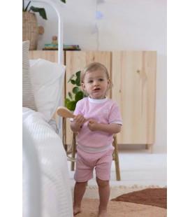 Feetje Wafel Pyjama Kort