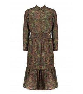 NoBell maxi dress with smocked waist Mowgli