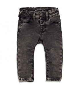 Slim fit denim boy - Feetje Denim - Grey denim