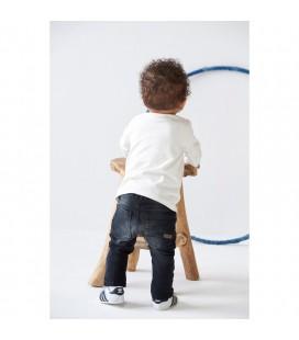 Slim fit denim boy - Feetje Denim - Black Denim