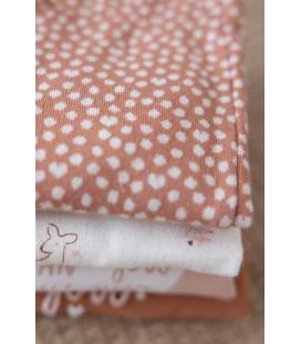 Feetje Sweater - Love You More - Roze
