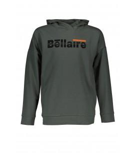 Bellaire Hooded sweat fancy pockets